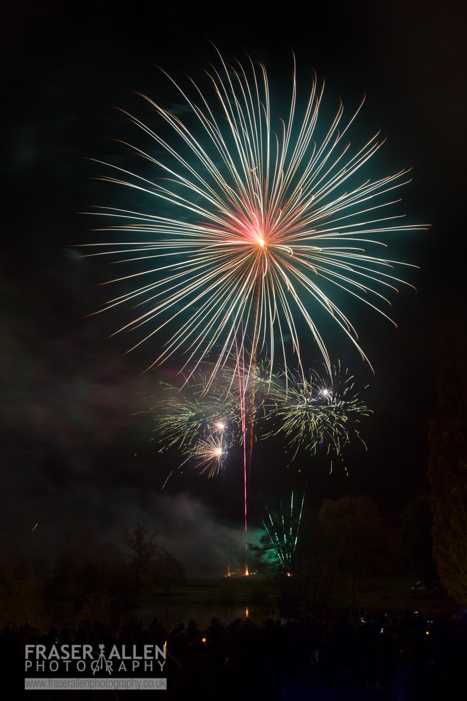 Dunorlan Fireworks