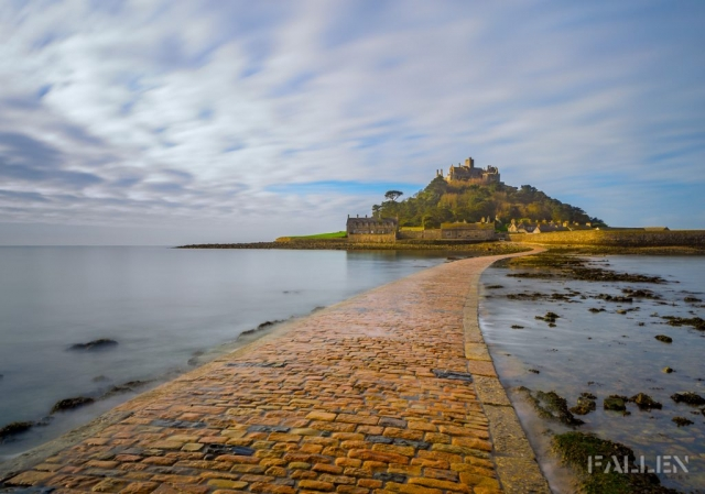 St Michaels Mount and the causeway